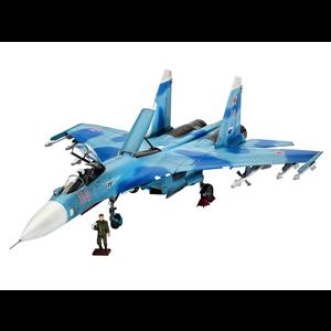 Revell of Germany . RVL (DISC) - 1/72 Sukhoi SU-27 SM