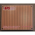 BPS . BPS PROTOBOARD 2 HOLE STRIP 100X80MM 1 SIDED