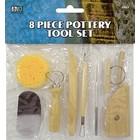 Pro Art . PAT 8PC POTTERY TOOL KIT