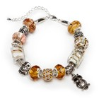 Darice . DAR Mix & Mingle Bangle - Owl