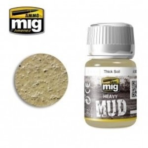 Ammo of MIG . MGA Heavy Mud Thick Soil