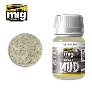 Ammo of MIG . MGA Heavy Mud Dry Light Soil