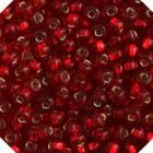 John Bead Corporation . JBC Seedbead S/L Red
