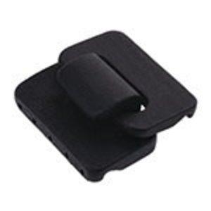 John Bead Corporation . JBC Multi-Strand Wood Hook & Eye Header Card - Black