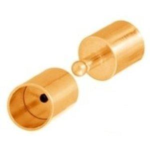John Bead Corporation . JBC Plug-in Clasp 20 mm Gold Lf/Nf