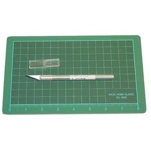 Excel Hobby Blade Corp. . EXL Mini Precision Cutting Kit w/#1 Knife