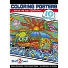 Stuff To Color . SFC Line Art Fun In The Sun
