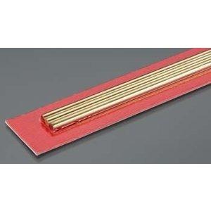 K&S Engineering . KSE Round Brass Rod 3.5mm Diameter