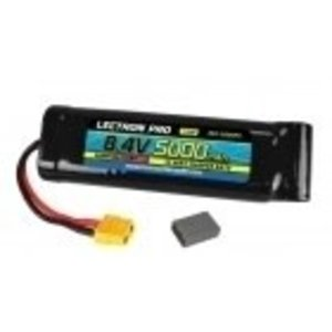 Common Sense R/C . CSR NiMH 8.4V (7-cell) 5000mAh Flat Pack with XT60 Connector