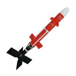 Estes Rockets . EST Airborne Surveillance Missile Rocket Kit (LVL3)