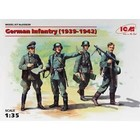 Icm . ICM 1/35 GER INF '39-'41