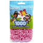 Perler (beads) PRL (DISC) Pink Candy Stripe - Perler Beads 1000 pkg