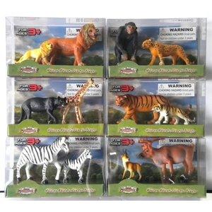 Imex Model Co. . IMX WILD ANIMALS