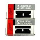 Excel Hobby Blade Corp. . EXL Single Edge Utility Blade (10)