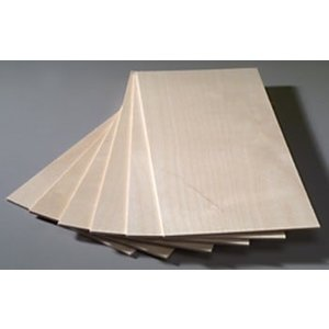 Midwest Products Co. . MID Birch Plywood 1/8X6X12
