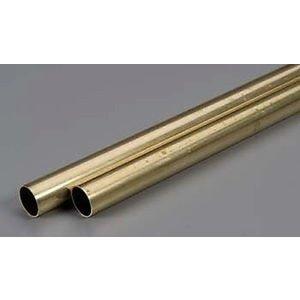 K&S Engineering . KSE Round Brass Tube 36'''' 3/4