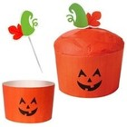 Wilton Products . WIL (DISC) - Cupcake Combo Jack O Lantern