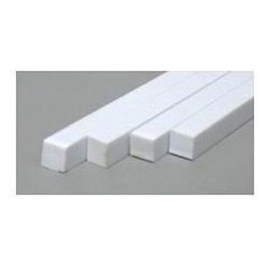 "Evergreen Scale Models . EVG STRIP .080""""X.080"""" LONG"