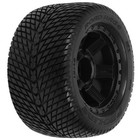 """Pro Line Racing . PRO ROAD RAGE  3.8"""""""" STREET TIRES MOUNTED"""