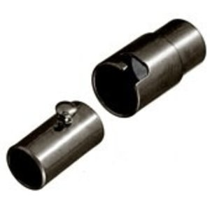 John Bead Corporation . JBC Magnetic Clasp 15 mm Gunmetal Lf/Nf