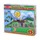Melissa & Doug . M&D Mountain Bridge & Tunnel