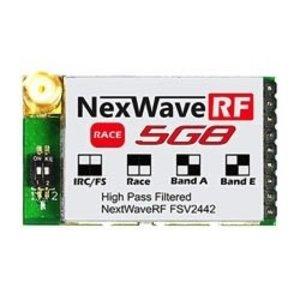 FATSHARK . FSV NEXWAVE RF 5G8RX 32CH RACEBAND RX