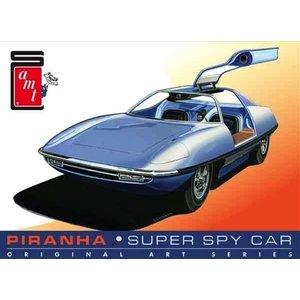 AMT\ERTL\Racing Champions.AMT (DISC) - 1/25 PIRANHA SPY CAR