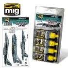 Ammo of MIG . MGA US NAVY 80'S TO PRESENT ACRYLIC COLOR SET
