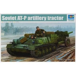 Trumpeter . TRM 1/35 SVT AT-P ARTLLY TRCT