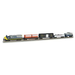 Bachmann Industries . BAC FREIGHTMASTER SET N