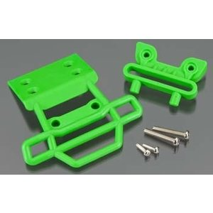 Traxxas Corp . TRA BUMPER/MOUNT FRONT GRN