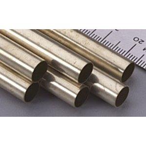 "K&S Engineering . K+S Round Brass Tube 5/16X12"""