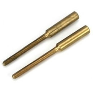 Du Bro Products . DUB 2MM THREADED COUPLERS