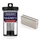 Magcraft Magnets . MFM 2X1/2X1/8 RARE EARTH BLOC MAG