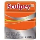 Sculpey/Polyform . SCU Sweet Potato - Sculpey 2 oz