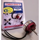Common Sense R/C . CSR BRUSHLESS MOTOR 2000KV 21-28oz