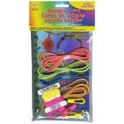 Pepperell . PEP BUNGEE CORD SUPER VAL PK NEON