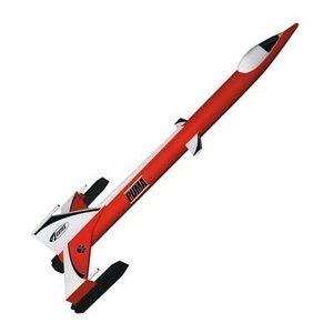 Estes Rockets . EST Puma Model Rocket Kit (LVL2)