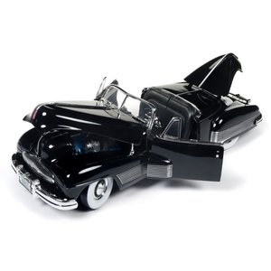 American Muscle Diecast . AMD 1/18 1938 Buick Y-Job - Black