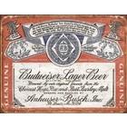 Desperate Enterprises . DPE Budweiser Lager Beer