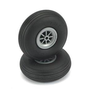 Du Bro Products . DUB TREADED WHEELS2-3/4