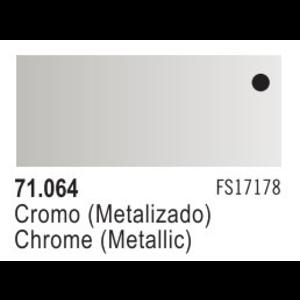Vallejo Paints . VLJ Chrome
