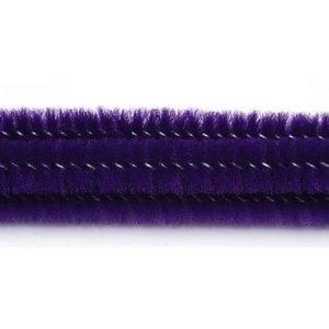 """Darice . DAR 6 mm X 12"""" Purple Chenille Stems 25 pcs"""