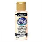 Decoart . DEC (DISC)-White Peach Acrylic 2 oz