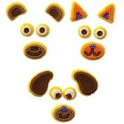 Wilton Products . WIL (DISC) - Make a Face - Animal - Icing Decorations
