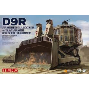 Meng . MEG 1/35 D9R Bulldozer W/Slat