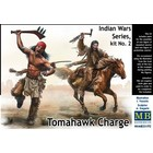 Masterbox Models . MTB 1/35 TOMAKAWK CHARGE