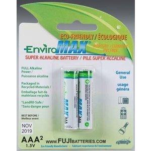 Fugi Batteries/Broadway . FUG AAA Alkaline Batteries 2