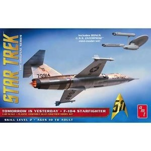 AMT\ERTL\Racing Champions.AMT 1/48 ST F-104 STARFIGHTER