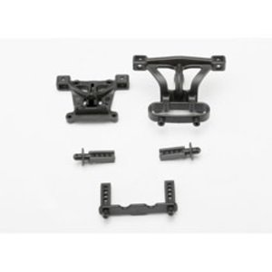 Traxxas Corp . TRA Body Mounts & Posts Fr/Re